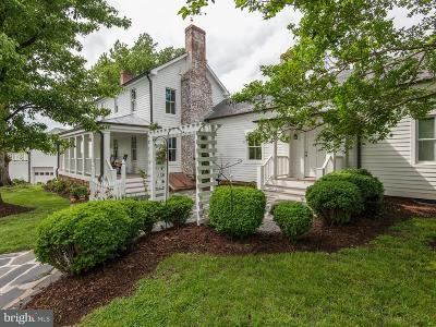 Oak Hill Single Family Home For Sale: 3020 West Ox Road