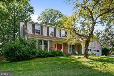 Great Falls Single Family Home Active Under Contract: 11112 Loran Road
