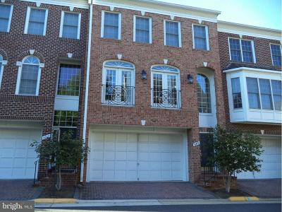 McLean Townhouse For Sale: 6812 Rigby Lane