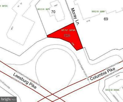 Falls Church Residential Lots & Land For Sale: 5730 Columbia Pike