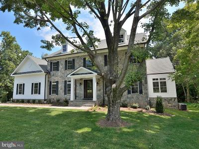 Great Falls Single Family Home For Sale: 10331 Carol Street