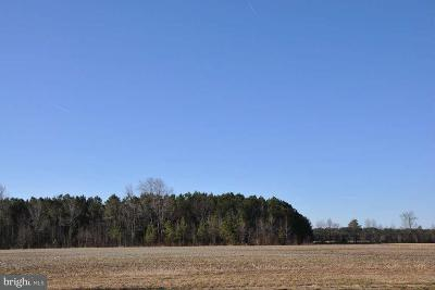 Wicomico County, WICOMICO COUNTY Residential Lots & Land For Sale: Barbaro Drive
