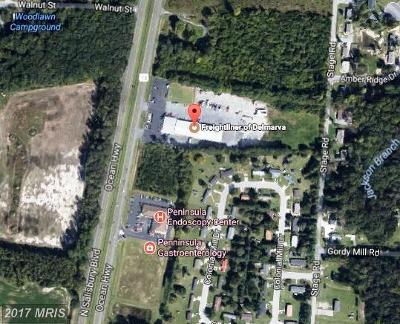Wicomico County, WICOMICO COUNTY Residential Lots & Land For Sale: Ocean Highway
