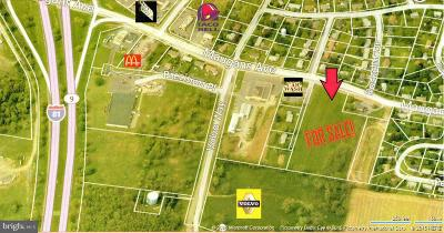 Hagerstown Residential Lots & Land For Sale: Maugans Avenue