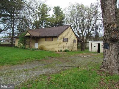 Hagerstown Single Family Home For Sale: 11335 Robinwood Drive