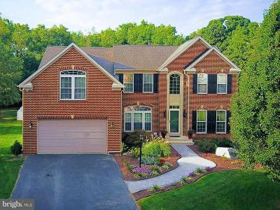 Hagerstown Single Family Home For Sale: 13836 Exeter Court