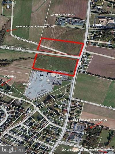Leonardtown Commercial For Sale: Leonards Grant Parcel 2 Parkway