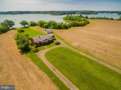 Calvert County, Saint Marys County Single Family Home For Sale: 49841 Airedele Road