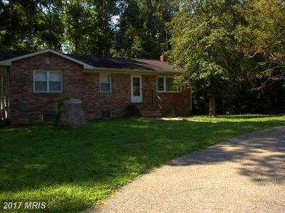 Mechanicsville Single Family Home For Sale: 27340 Tin Top School Road