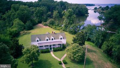 Saint Marys County Single Family Home For Sale: 23690 West Patuxent Beach Road