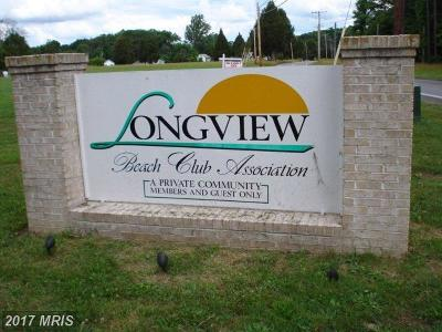 Saint Marys County Residential Lots & Land For Sale: 2 Longview Blvd