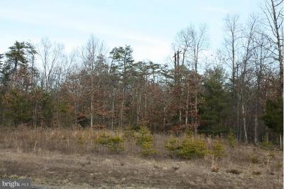 Clarke County, Harrisonburg City, Page County, Rockingham County, Shenandoah County, Warren County, Winchester City Residential Lots & Land For Sale: Lot 15 Spring Wood Lane