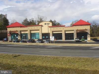 Front Royal Commercial Lease For Lease: 8498 Winchester Road