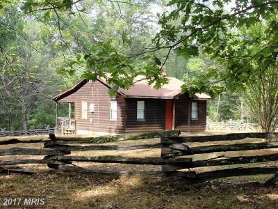 Madison County Single Family Home For Sale: 1567 Mitchell Mtn Road