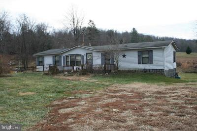 Madison County Single Family Home For Sale: 3632 Wolftown Hood Road