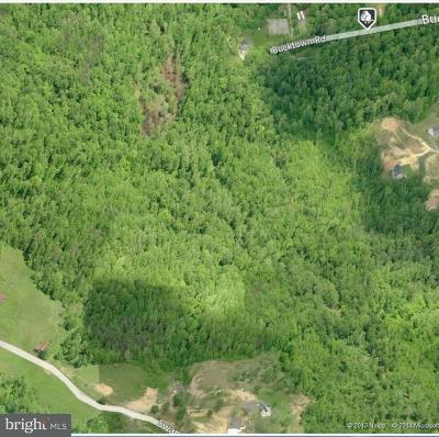 Hughesville Residential Lots & Land For Sale: Bucktown Road