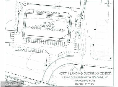 Calvert County, Charles County, Saint Marys County Commercial Lease For Lease: 12340 Crain Highway