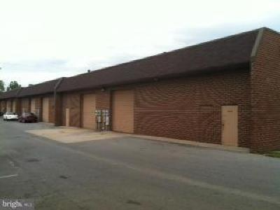 Charles County Commercial Lease For Lease: 28 Industrial Park Drive