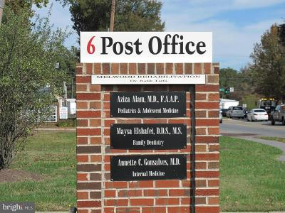 Charles County Condo For Sale: 6 Post Office Road #102