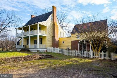Charles County Single Family Home For Sale: 9205 Marshall Corner Road