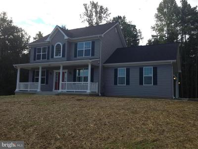 Hughesville Single Family Home For Sale: 17122 Sweetwater Court