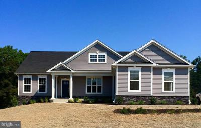 Charles County, Calvert County, Saint Marys County Single Family Home For Sale: 7300 Chicamuxen Road