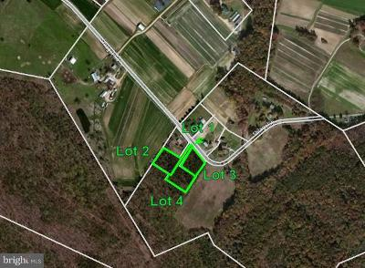 Charles County Residential Lots & Land For Sale: Shlagel Road