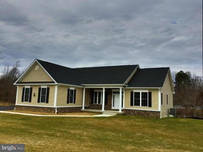 Hughesville Single Family Home For Sale: 5823 Allerdale