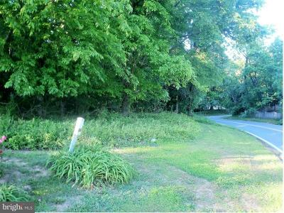 Charles County Residential Lots & Land For Sale: 9832 Sylvan Turn Turn