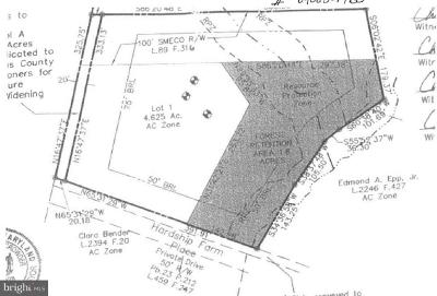 Waldorf Residential Lots & Land For Sale: 4600 Gallant Green Road