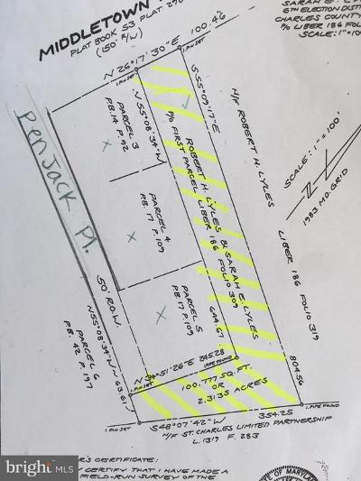 Waldorf Residential Lots & Land For Sale: 2870 Middletown Road