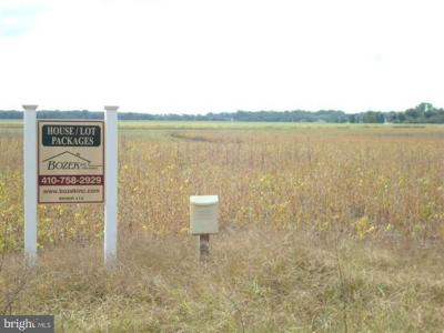 Ridgely Residential Lots & Land For Sale: 2 Clarks Lane