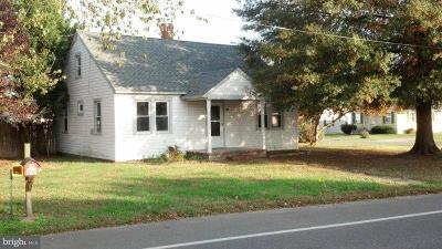 Caroline County Single Family Home For Sale: 6217 Harmony Road