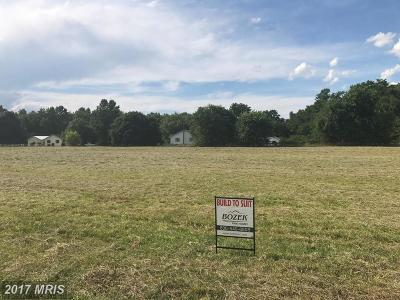 Ridgely Residential Lots & Land For Sale: Fair Lane
