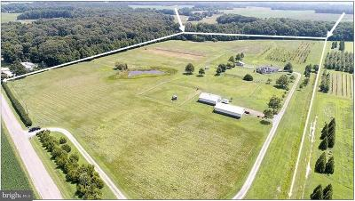 Preston Residential Lots & Land For Sale: 3069 Choptank Road