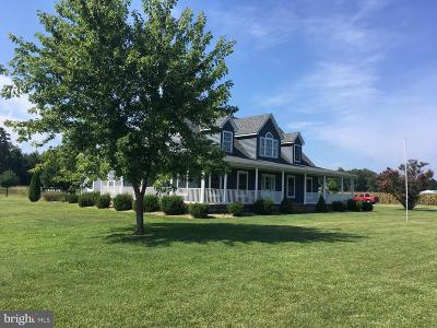 Federalsburg Single Family Home For Sale: 7860 Melvin Road