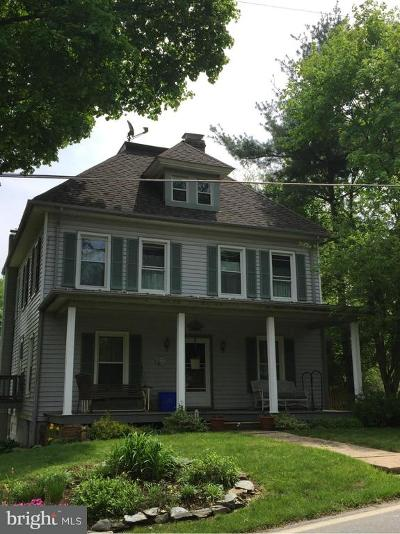 New Windsor Single Family Home For Sale: 1322 Old New Windsor Road