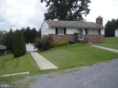 Sykesville Multi Family Home For Sale: 5876 Mineral Hill Road