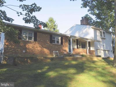 Finksburg Single Family Home Active Under Contract: 2210 Pheasant Run Drive
