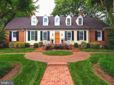 Alexandria Single Family Home For Sale: 502 Cathedral Drive