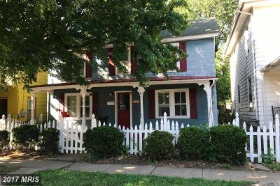 Chester Single Family Home For Sale: 610 High Street