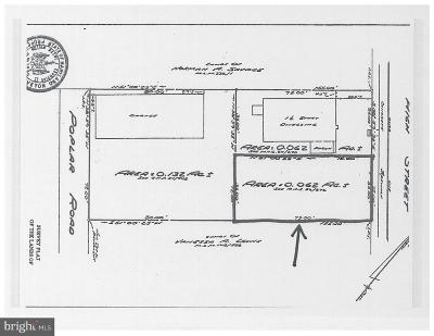 Residential Lots & Land For Sale: 709 High Street E