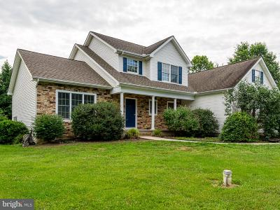 Chester Single Family Home For Sale: 804 Meadowview Drive S