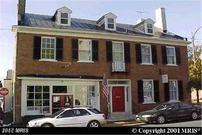 Leesburg Commercial For Sale: 9 Market Street W