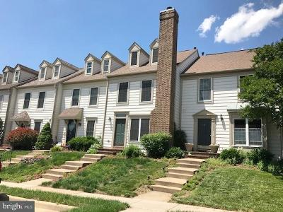 Ashburn Townhouse For Sale: 44054 Laceyville Terrace