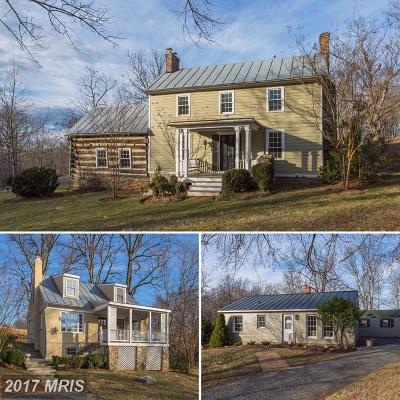 Middleburg Multi Family Home For Sale: 38100 Homestead Farm