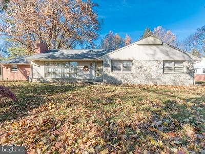 Single Family Home For Sale: 301 Murry Hill Drive