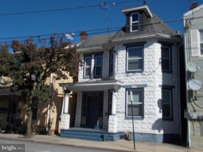 Shippensburg Single Family Home For Sale: 43 S Earl Street
