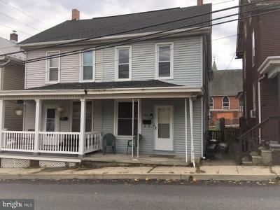 Marysville Single Family Home For Sale: 306 Valley Street