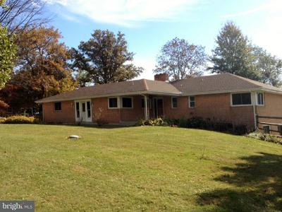 Elizabethtown Single Family Home For Sale: 2547 Colebrook Road